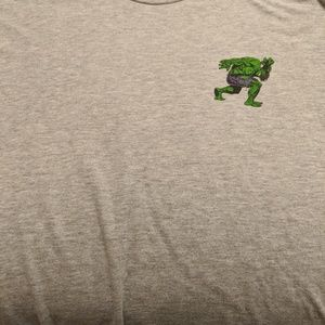 Vans Marvel hulk tshirt